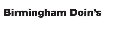 Birmingham Doin's