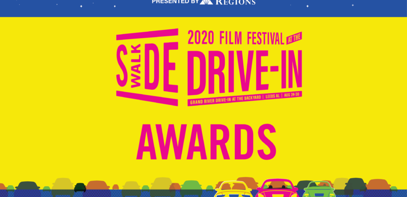 Announcing our 2020 Sidewalk Film Festival at the Drive-in Award Winners!