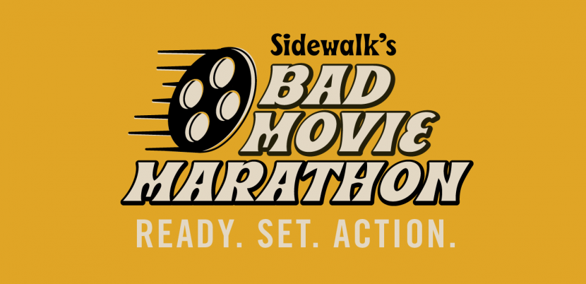 Bad Movie Marathon