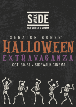 Senator Bones' Halloween Extravaganza